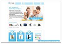 Homescan Panel Nielsen Screenshot Startseite